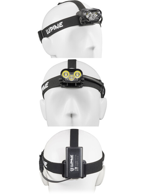 Lupine Blika RX 4 Stirnlampe